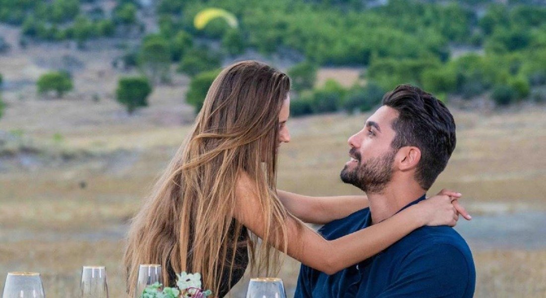 The Bachelor Μαρίνα Παναγιώτης